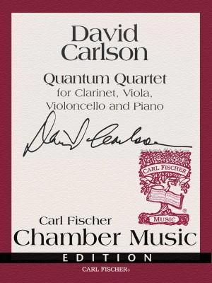 David Carlson: Quantum Quartet
