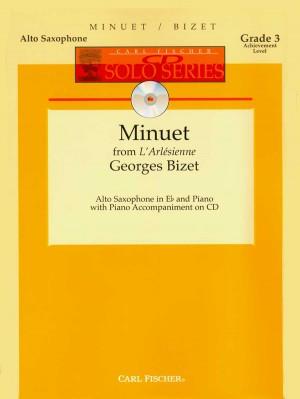 Georges Bizet: Minuet From 'L'Arlesienne'