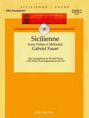 Gabriel Fauré: Sicilienne
