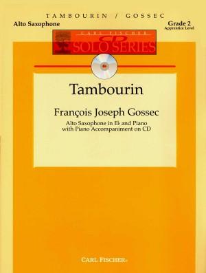 Francois-Joseph Gossec: Tambourin