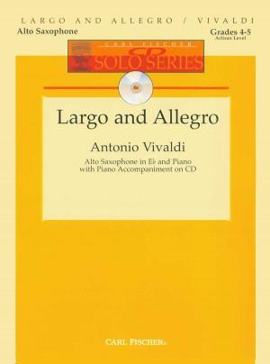 Antonio Vivaldi: Largo and Allegro