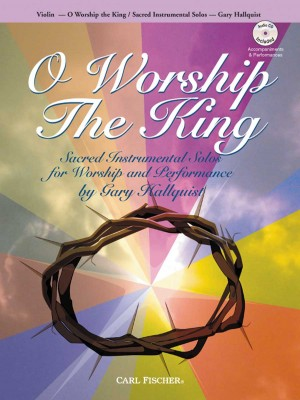 Robert Lowry_Gary Hallquist: O Workship The King
