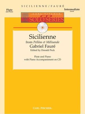 Gabriel Fauré: Sicilienne from 'Pelleas Et Melisande'