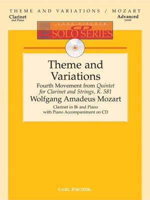 Wolfgang Amadeus Mozart: Theme and Variations