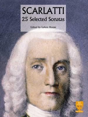 Domenico Scarlatti: 25 Selected Sonatas