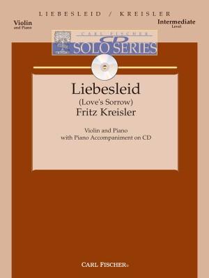 Kreisler, F: Liebesleid