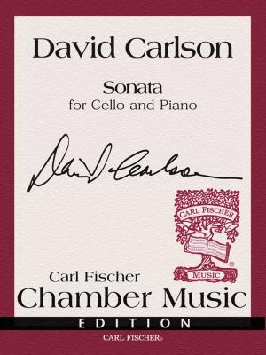 David Carlson: Sonata for Cello and Piano