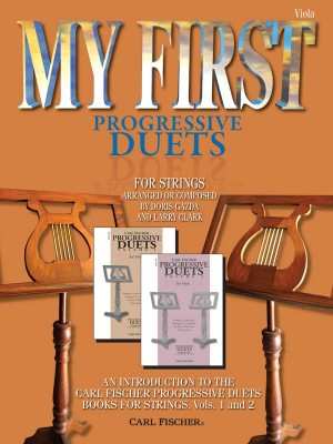 Various: My first progressive Duets Product Image