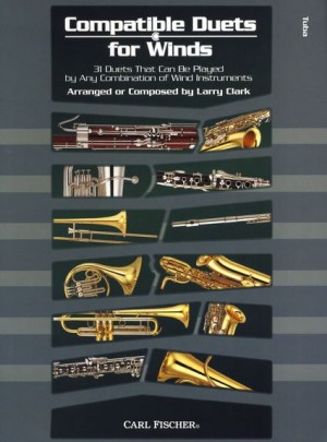 Larry Clark: Compatible Duets For Winds - Tuba