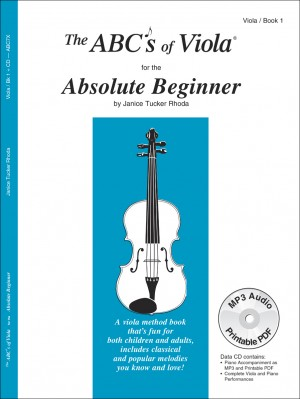 Rhoda: The ABCs of Viola for The Absolute Beginner