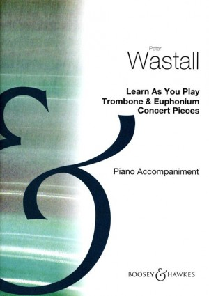 Wastall, P: Learn As You Play Trombone