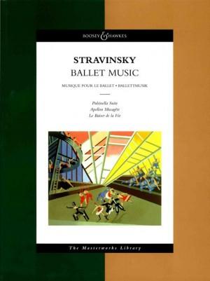 Stravinsky, I: Ballet Music