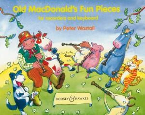 Wastall, P: Old MacDonald's Fun Pieces