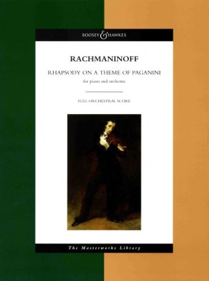Rachmaninoff, S: Rhapsody on a Theme of Paganini op. 43