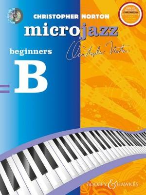 Norton, C: Microjazz for Beginners (repackage)