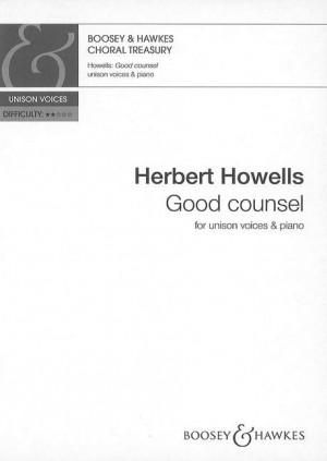 Howells, H: Good counsel