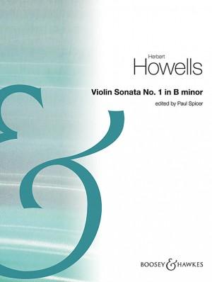 Howells, H: Violin Sonata in B Minor (1911)