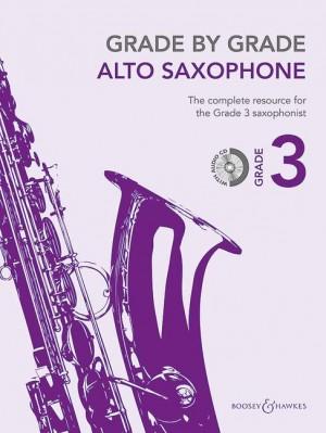 Grade by Grade - Alto Saxophone Grade 3