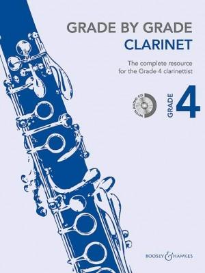Grade by Grade - Clarinet Grade 4