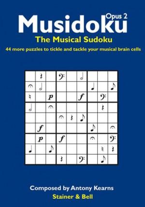 Musidoku. Opus 2. Puzzle Book
