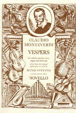 Claudio Monteverdi: Vespers