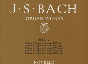 Johann Sebastian Bach: Organ Works Book 7