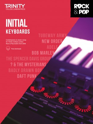 Trinity Rock & Pop 2018 Keyboards Initial