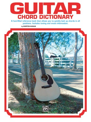 Morton Manus: Guitar Chord Dictionary