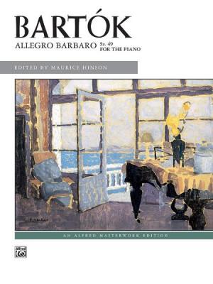 Béla Bartók: Allegro Barbaro, Sz. 49