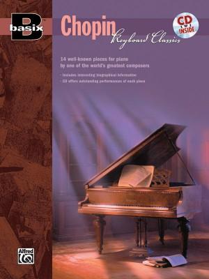 Frédéric Chopin: Basix: Keyboard Classics: Chopin Product Image