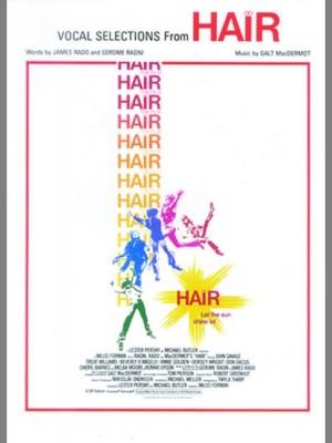 Galt MacDermot: Hair: Vocal Selections