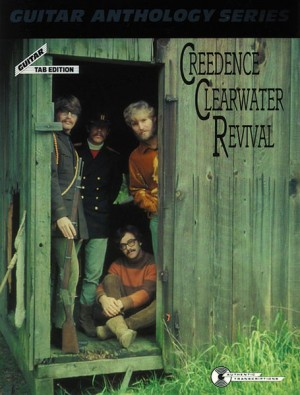 Creedence Clearwater Revival: Guitar Anthology Series
