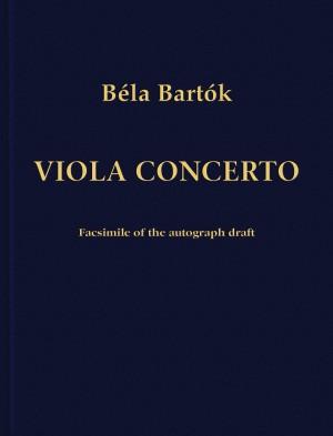 Béla Bartók: Concerto for Viola and Orchestra