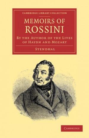 Memoirs of Rossini