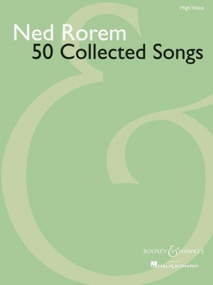 Rorem, N: 50 Collected Songs