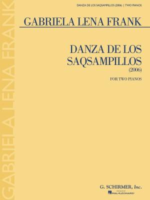 Gabriela Lena Frank: Danza De Los Saqsampillos For Two Pianos