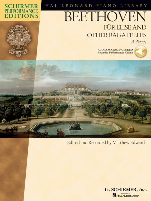 Ludwig van Beethoven: Für Elise And Other Bagatelles