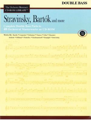 Béla Bartók_Igor Stravinsky: Stravinsky, Bartók and More -Vol. 8