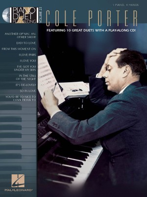 Cole Porter Piano Duet Playalong Vol.23