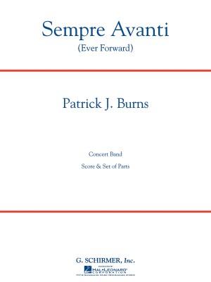 Patrick J. Burns: Sempre Avanti