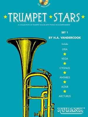 VanderCook, H A: Trumpet Stars Set 1