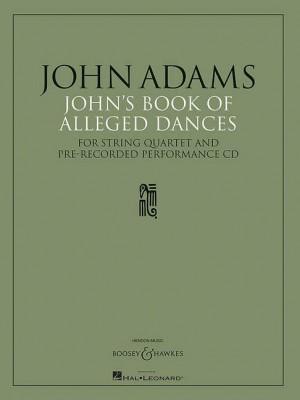 Adams, J: John's Book of Alleged Dances