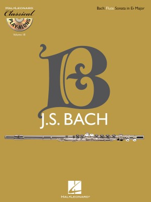 Johann Sebastian Bach: Flute Sonata in E-flat Major, BWV 1031
