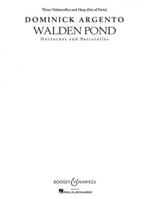 Argento, D: Walden Pond