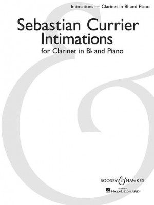 Currier, S: Intimations