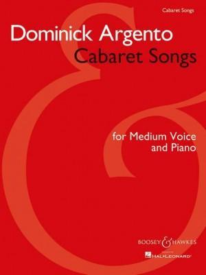 Argento, D: Cabaret Songs