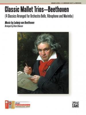 Ludwig van Beethoven: Classic Mallet Trios---Beethoven