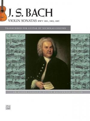 Johann Sebastian Bach: J.S. Bach: Violin Sonatas BWV 1001, 1003, 1005
