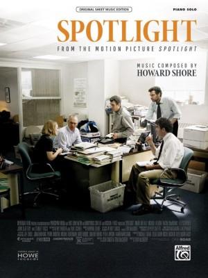 Howard Shore: Spotlight (from the Motion Picture Spotlight)