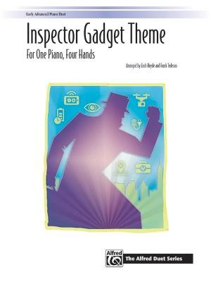 Shuki Levy_Haim Saban: Inspector Gadget Theme